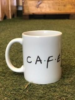 Caneca Café Friends 325ml