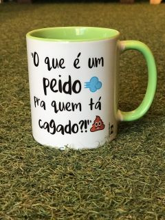Caneca do Azarado 325ml