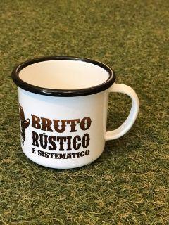 Caneca Esmaltada Bruto 235ml