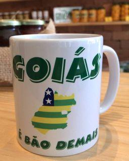 Caneca Goiás é bão demais