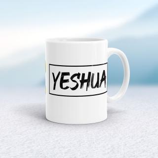 """Caneca """"Yeshua"""" 325ml"""
