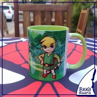 Caneca Zelda - 03