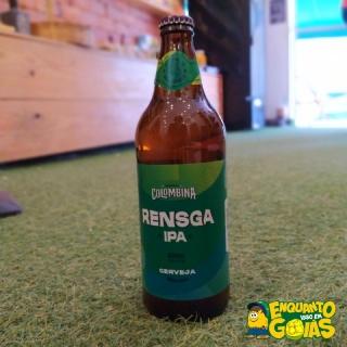 Cerveja Rensga IPA 600ml