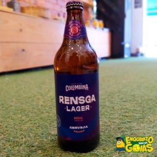 Cerveja Rensga Larger 600ml