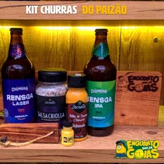 kit churras do Paizão