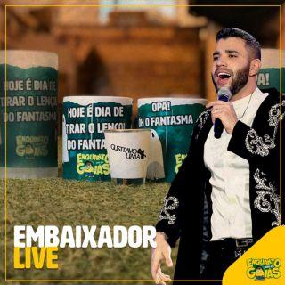 Kit Embaixador Live 5x1
