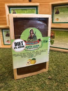 Marmelada Santa Luzia 300g - Diet 0% açucar