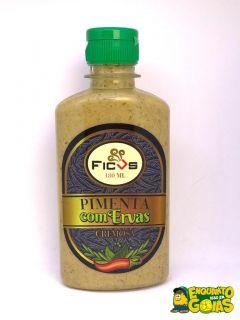 Pimenta com Ervas cremosa - FICUS 180ml