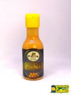Pimenta com mel extra forte - FICUS 50ml