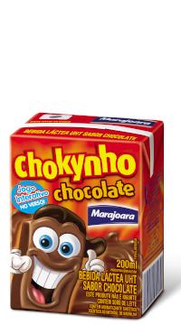 Bebida Láctea Sabor Chocolate 200ml (Chokynho)