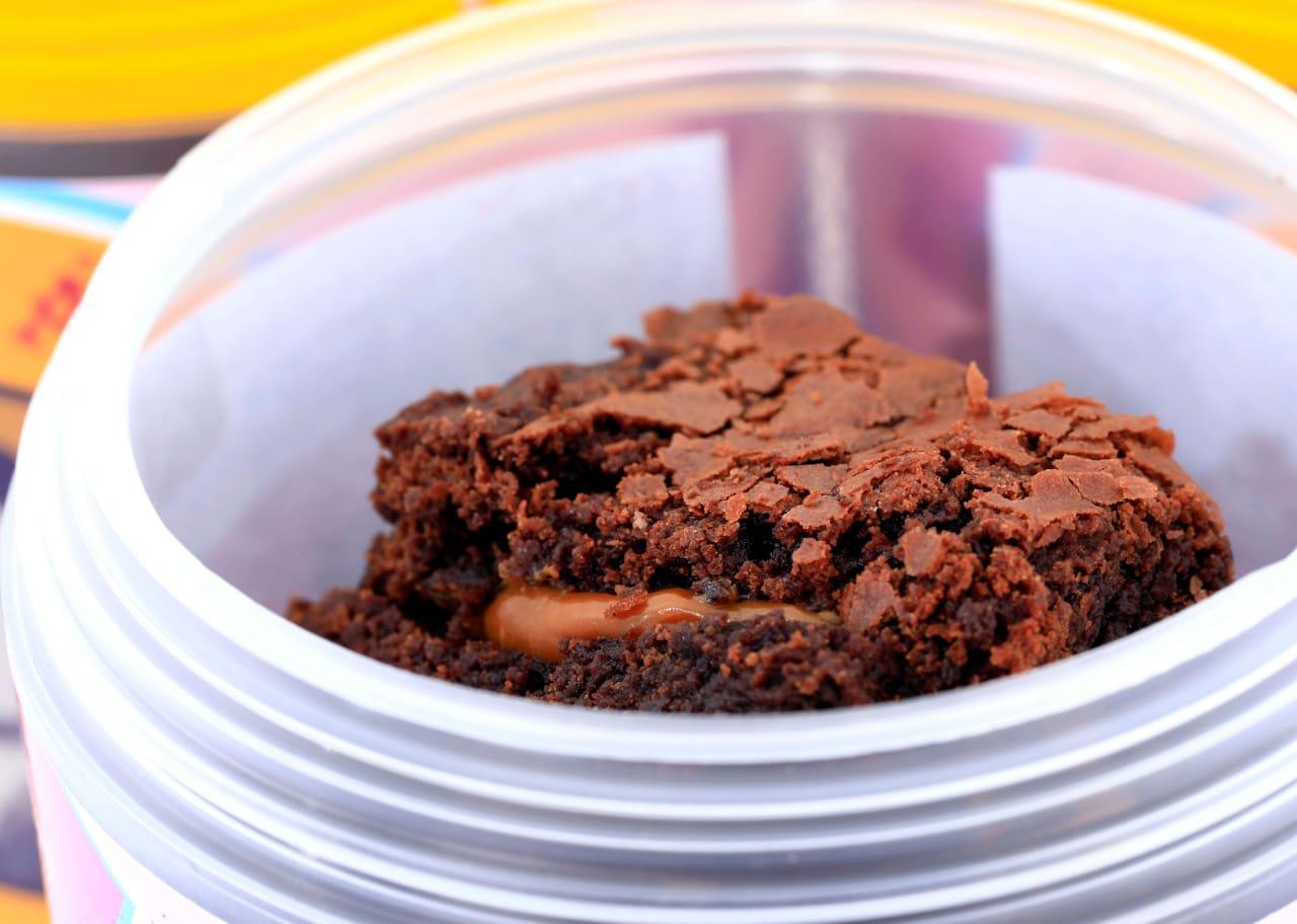Brownie no pote de 300g