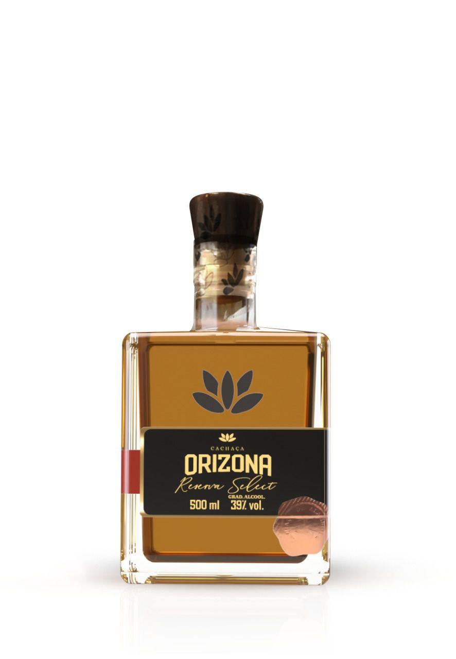 Cachaça Orizona Reserva Select 500ml