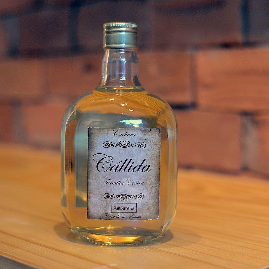 Cachaça Cállida - Premium 700ml