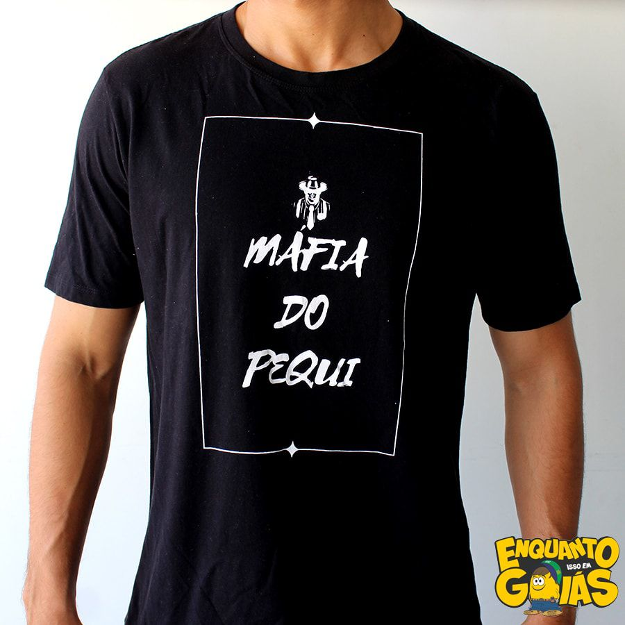 "Camiseta ""Mafia do Pequi"""