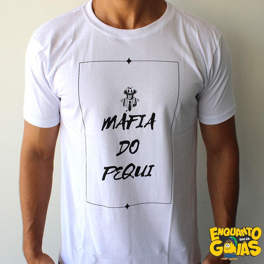"""Camiseta """"Mafia do Pequi"""""""