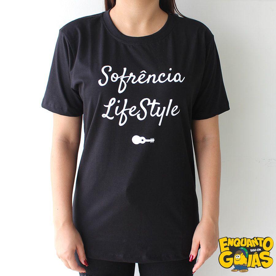 """Camiseta """"Sofrência Life Style"""""""