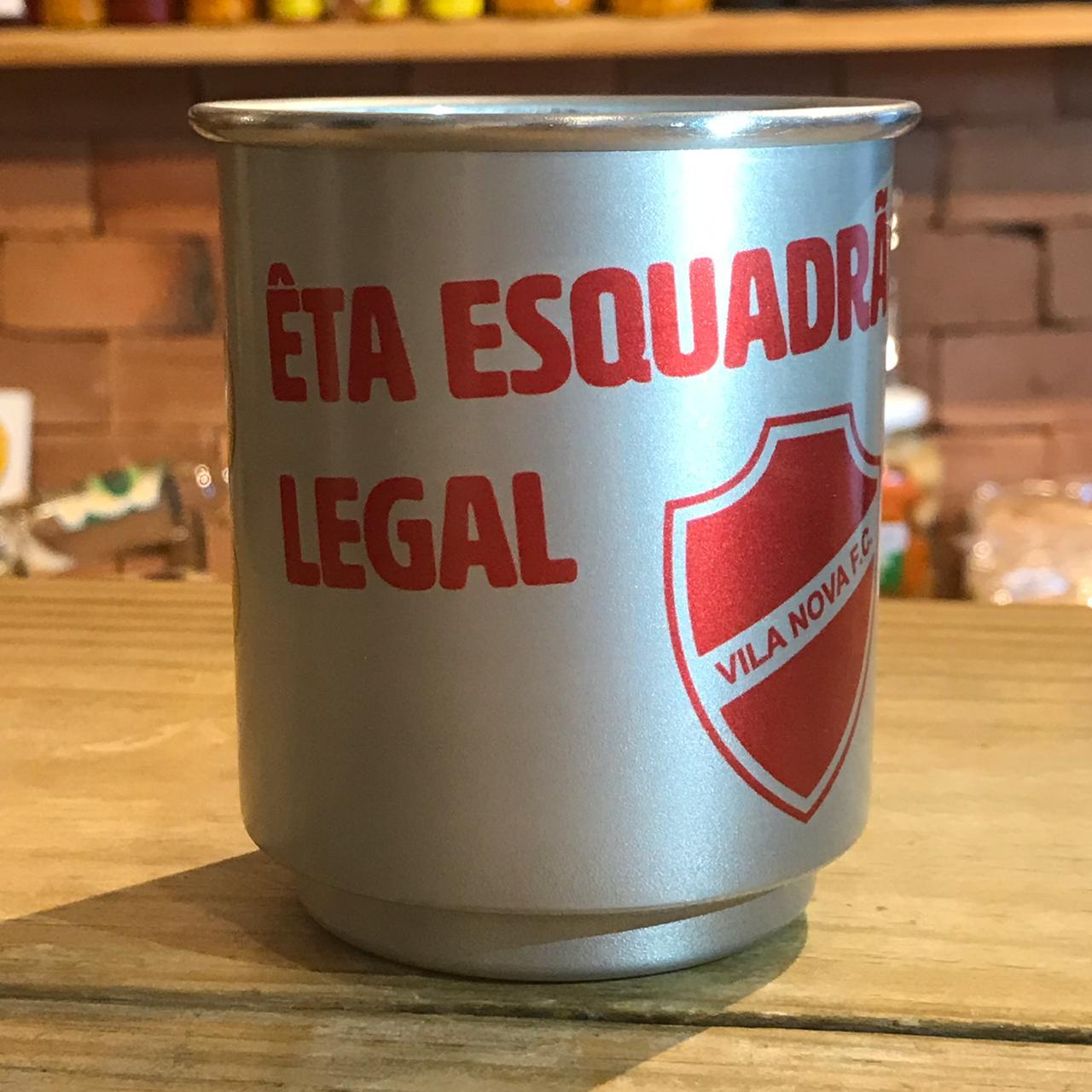 Caneca de alumínio Vila Nova