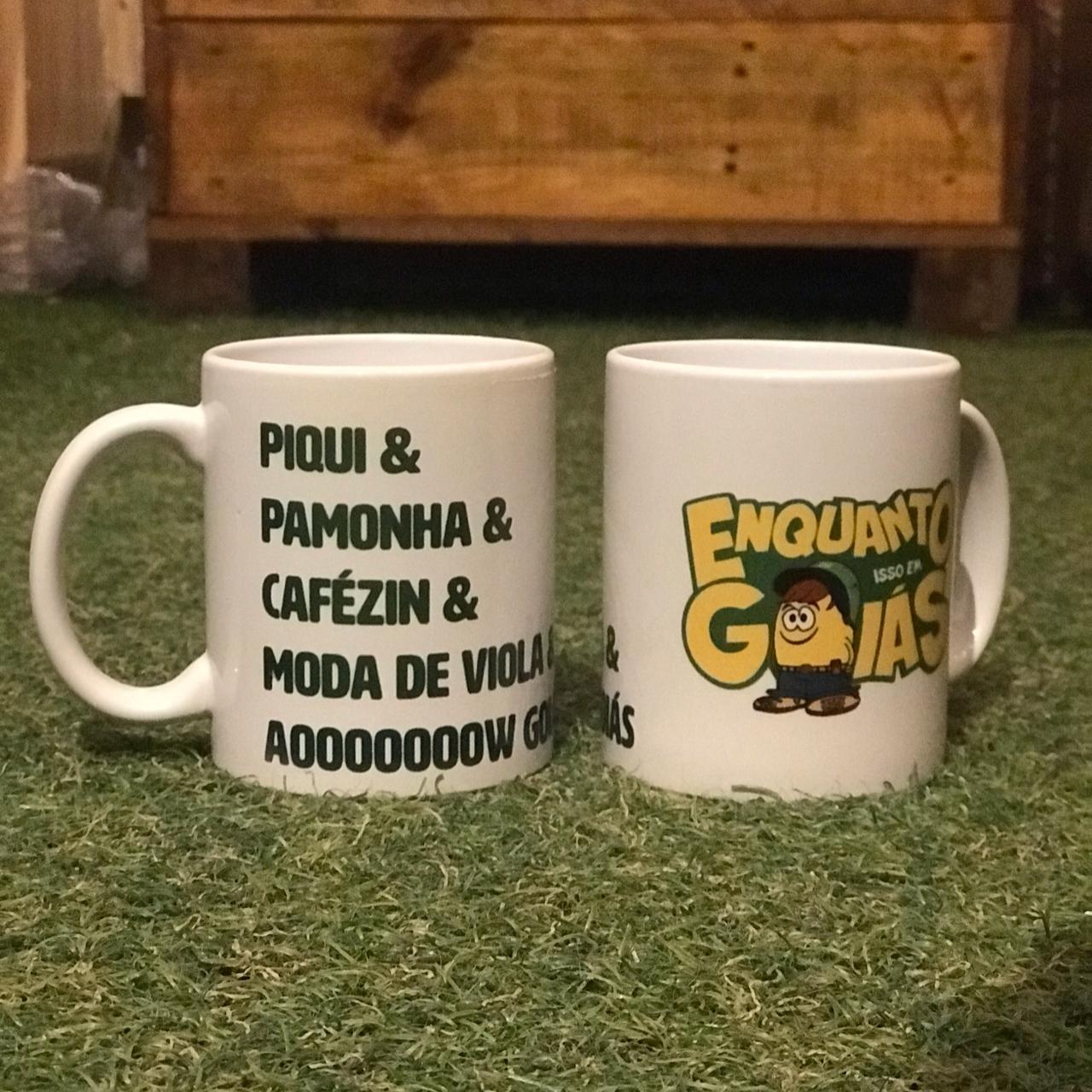 Caneca Goianidade 325ml