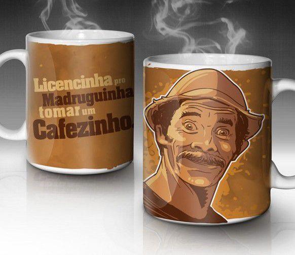 Caneca Madruguinha