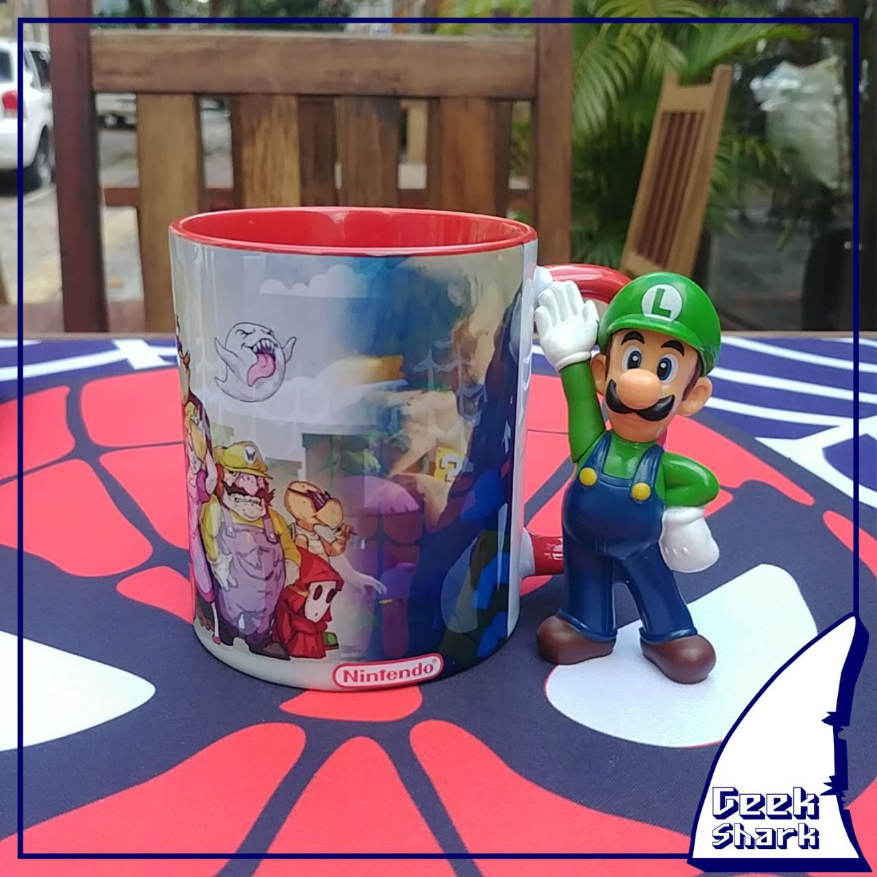 Caneca Super Mario - 01