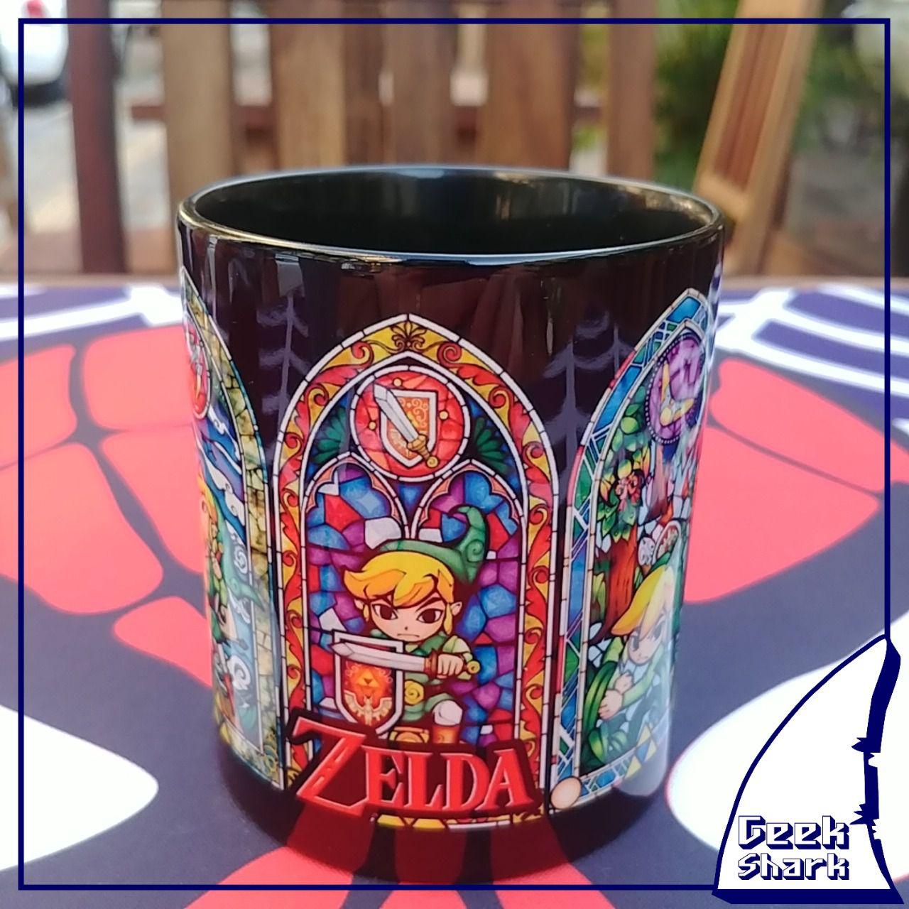 Caneca Zelda - 01