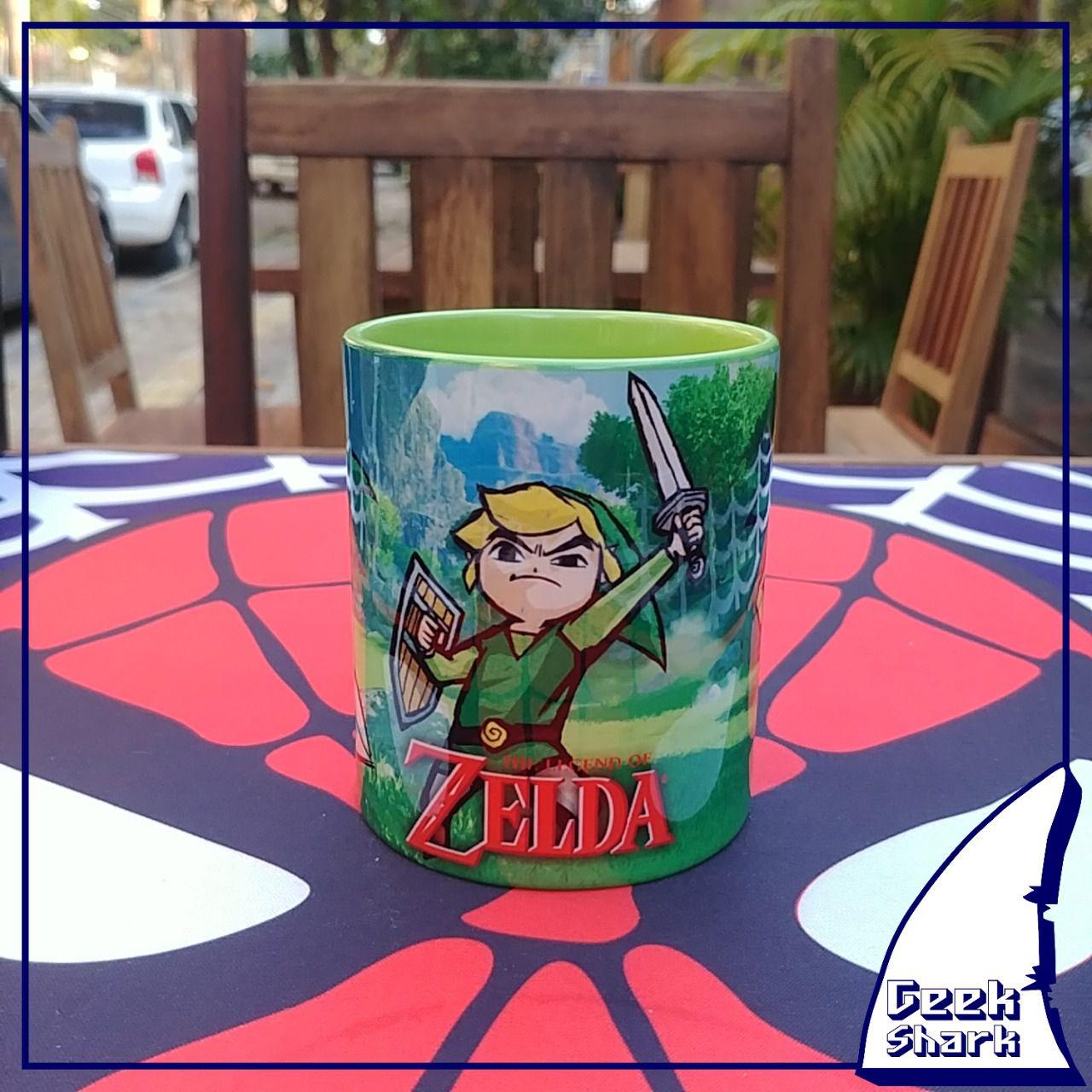 Caneca Zelda - 02