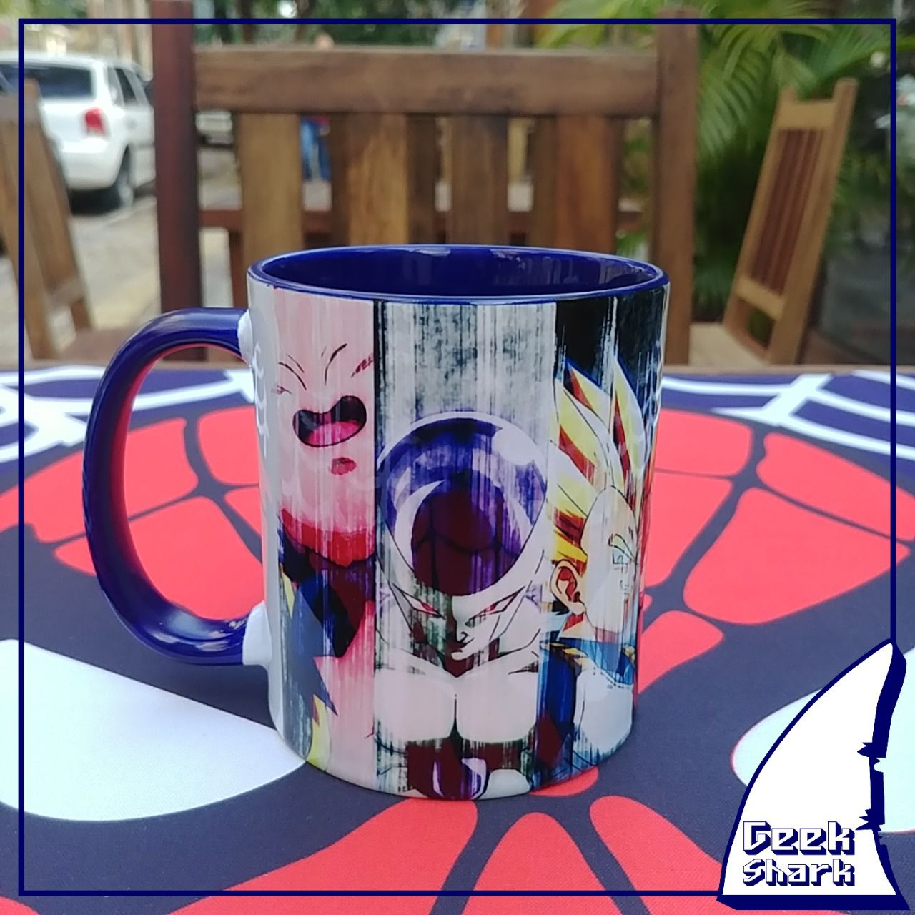 Caneca Dragon Ball - 02