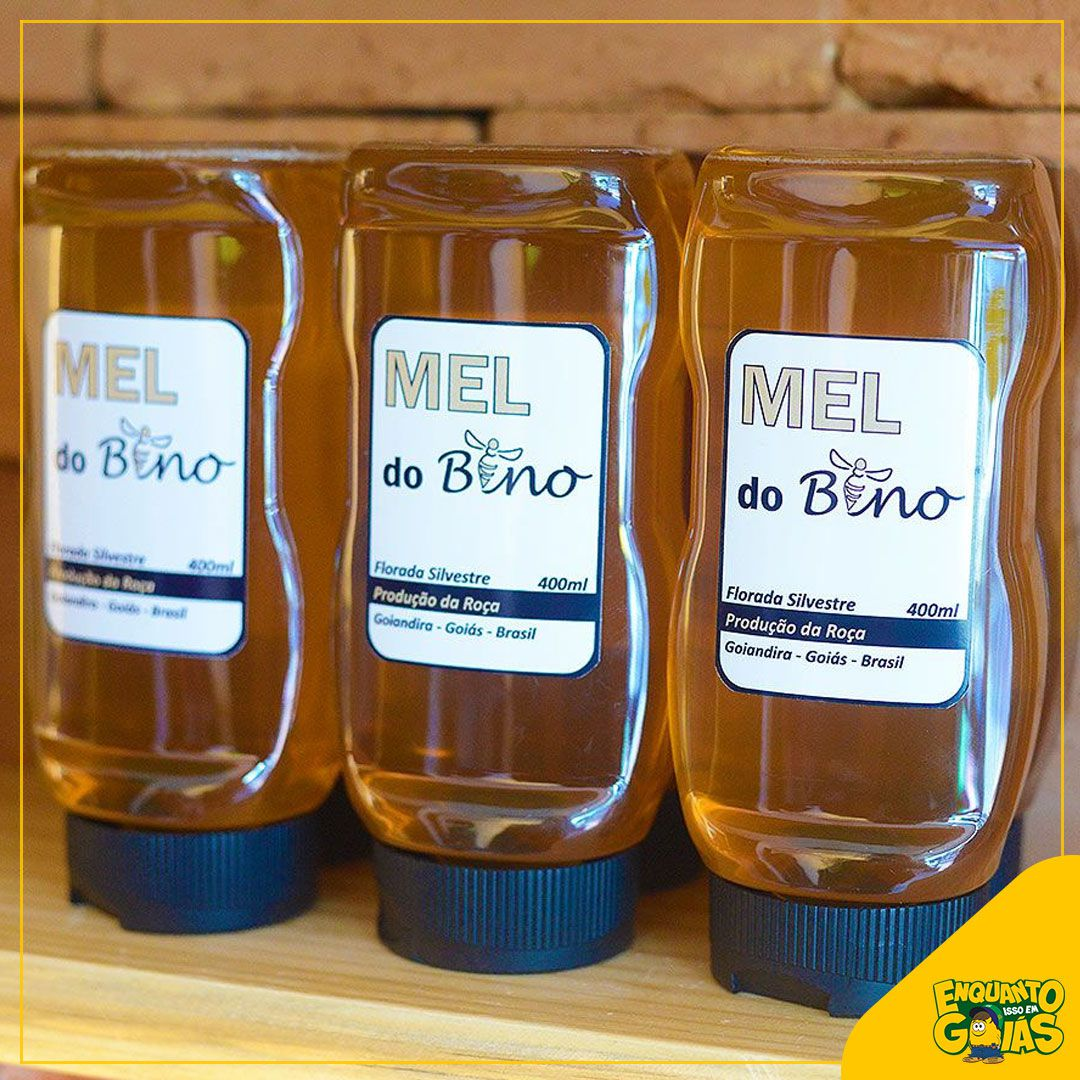 Mel do Bino 400ml