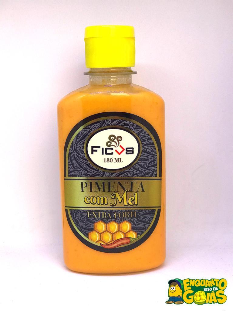 Pimenta com mel extra forte - FICUS 180ml