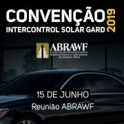CONVENÇÃO INTERCONTROL - 15/06 REUNIÃO ABRAWF
