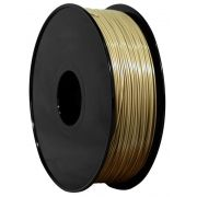 Filamento ABS  Ouro 1,75mm - 1kg