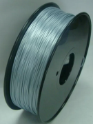 Filamento SILK Prata 1,75mm - 1Kg
