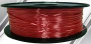 Filamento SILK vermelhol 1,75mm - 1Kg