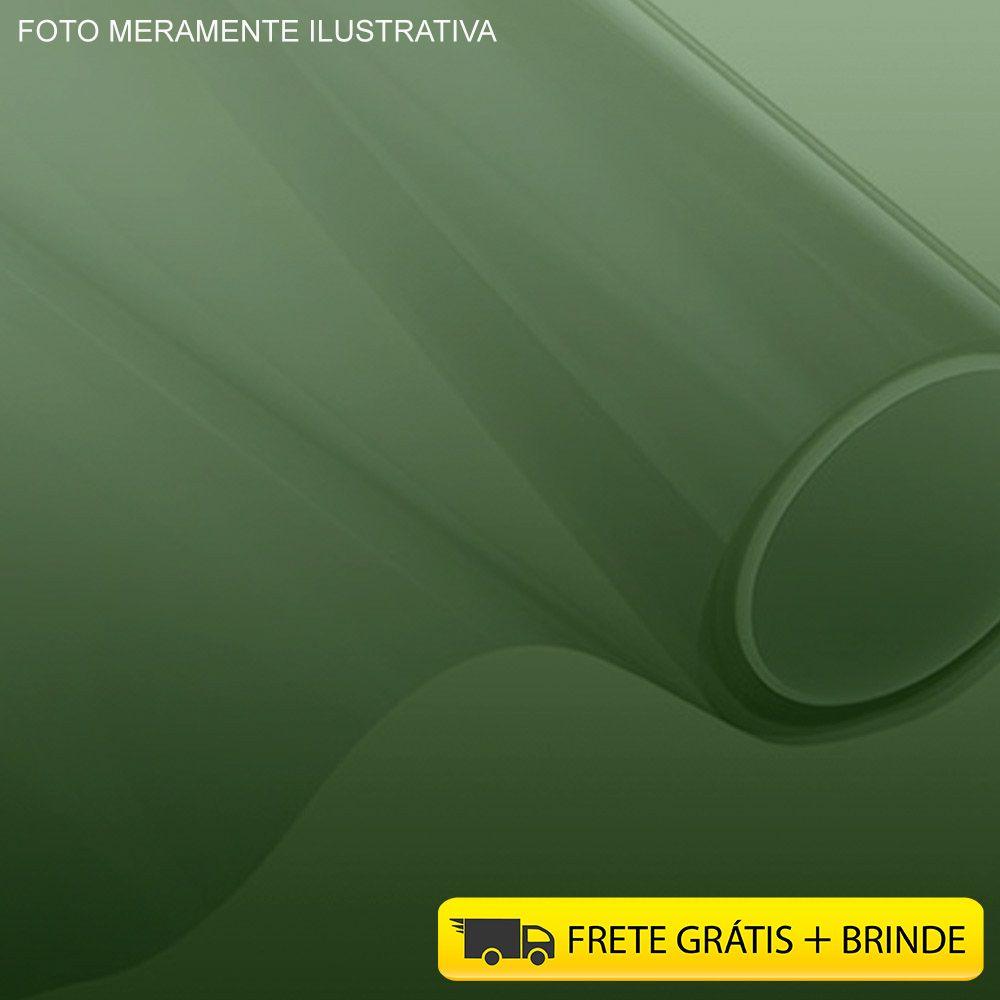 EC5OGR  - Econômico (Tintado)  05% TLV (G05)  OG (Verde Oliva)  Com camada resistente a risco