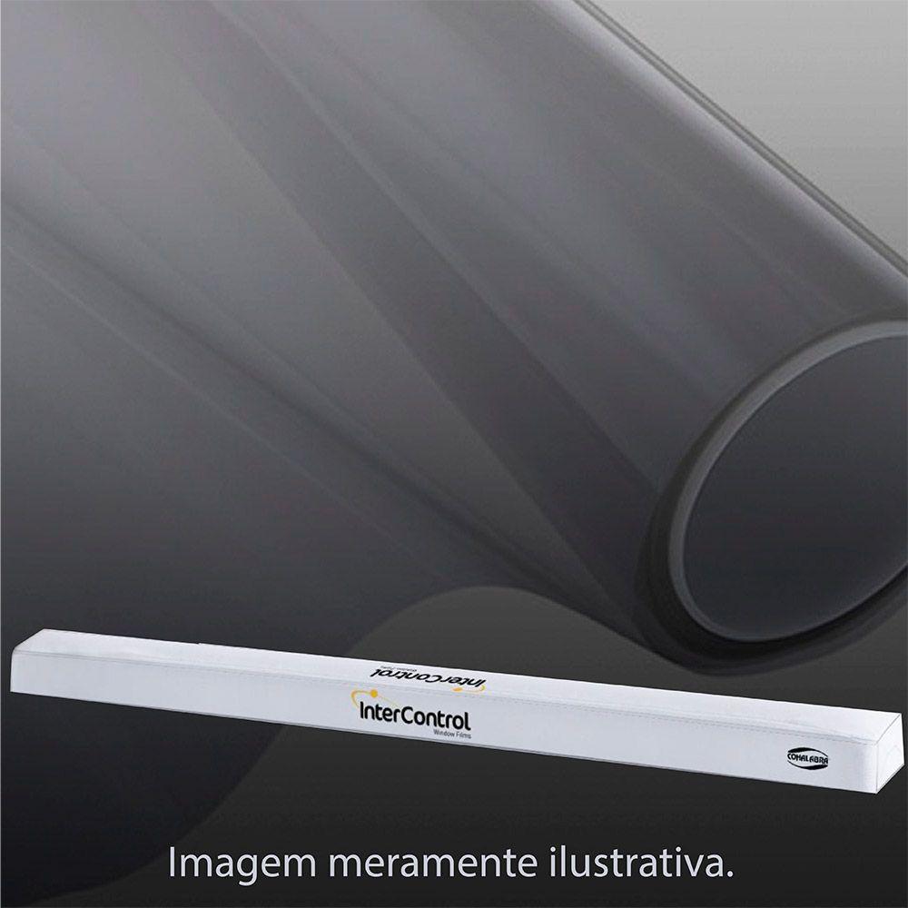 ONIX05R - Película de controle solar Preto Media Refletiva TLV. 5% Standard Larg.1 .52
