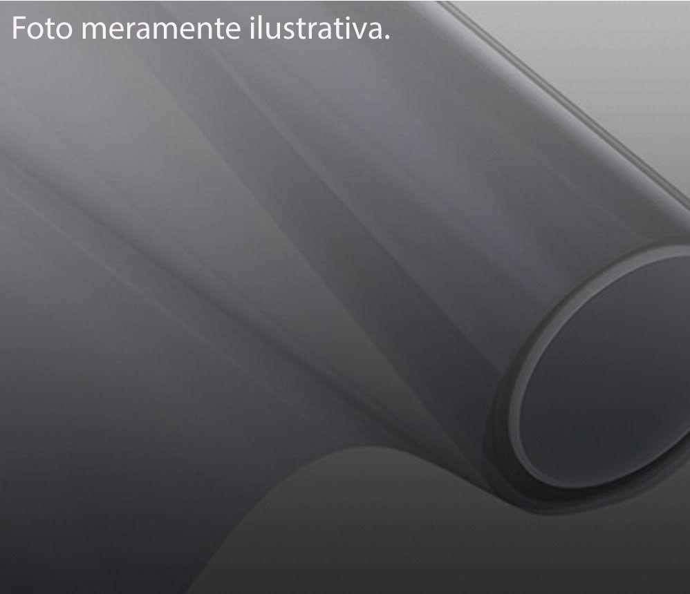 Película Tintada de controle solar (1,52 X 30m) TLV 5, 20, 35, 50. Cores disponíveis: Charcoal, Preto,  Verde Oliva, verde floresta e Grafite.