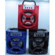 GRASEP - Mini Caixa de Som Bluetooth - D-BH1039