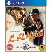 ROCKSTAR - LA Noire PS4