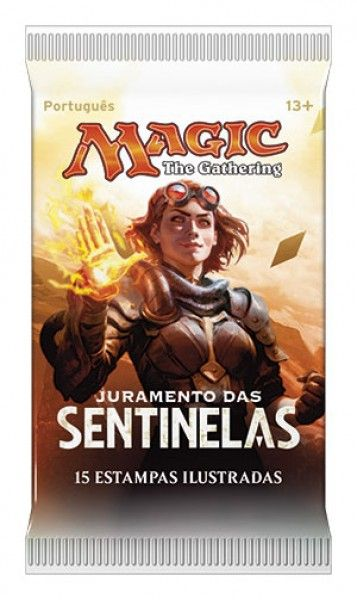 MAGIC - Booster Juramento das Sentinelas