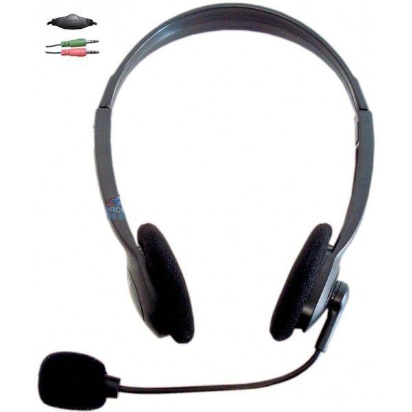 ND - Stereo fone com microfone