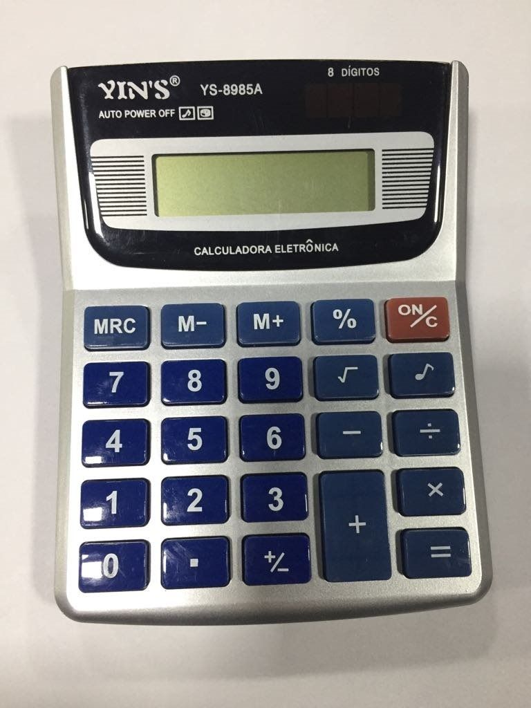 YINS - Calculadora YS8985A