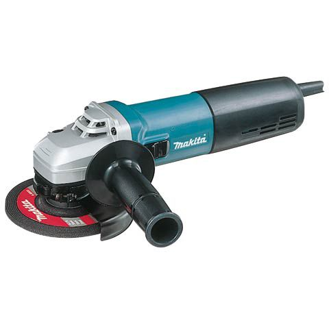 ESMERILHADEIRA ANGULAR 125MM MAKITA 9565CV-220V