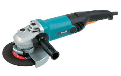 ESMERILHADEIRA ANGULAR 180MM MAKITA GA7010C-220V
