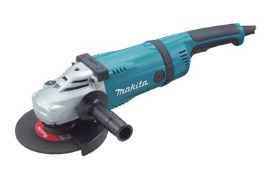 ESMERILHADEIRA ANGULAR 180MM MAKITA GA7030S-220V