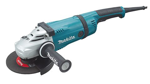ESMERILHADEIRA ANGULAR 180MM MAKITA GA7040S-220V