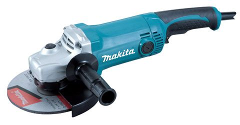 ESMERILHADEIRA ANGULAR 180MM MAKITA GA7050-220V
