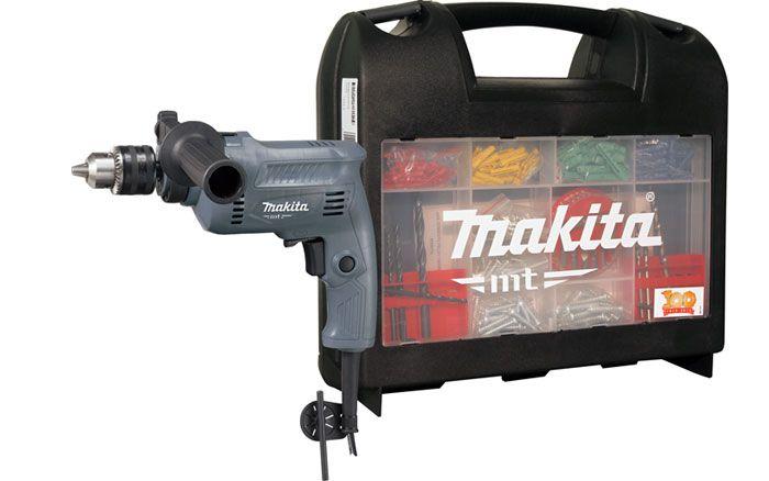 FURADEIRA DE IMPACTO 220V MAKITA M0801KSPG-220V