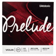 Encordoamento Cordas Violino 4/4 - D'Addarío Prelude