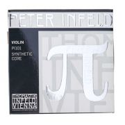 Encordoamento Cordas Violino 4/4 - Thomastik Peter Infeld - Mi Chrome