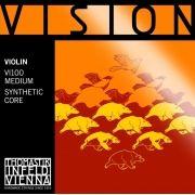 Encordoamento Thomastik Vision Para Violino 4/4